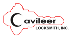 Cavileer Locksmith Logo